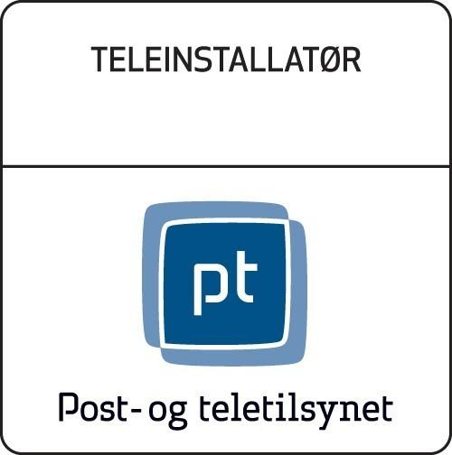 Teleinstallatør Post- og teletilsynet
